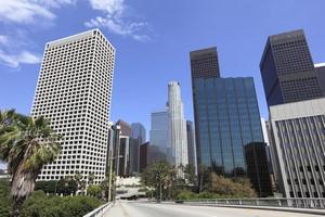 Autonvuokraus Los Angeles
