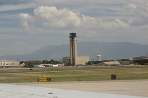 Autovuokraamo Albuquerque Lentokenttä