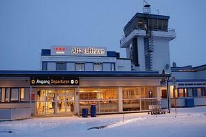Autovuokraamo Alattio Lentokenttä