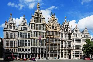 Autovuokraamo Antwerpen