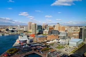 Autovuokraamo Baltimore