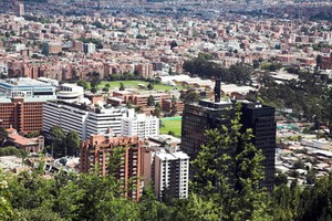 Autovuokraamo Bogota