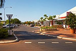 Autovuokraamo Broome