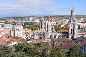 Autovuokraamo Burgos