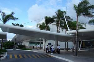 Autovuokraamo Cancun Lentokenttä
