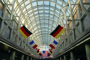 Autovuokraamo Chicago Lentokenttä