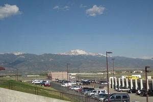 Autovuokraamo Colorado Springs Lentokenttä