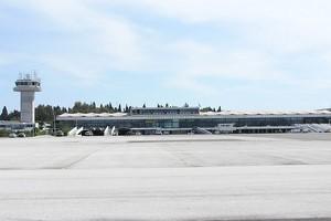 Korfu Lentokenttä