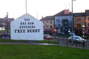 Autovuokraamo Derry