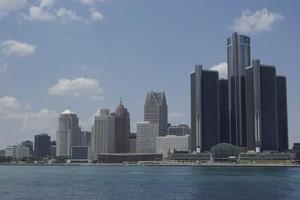 Autovuokraamo Detroit