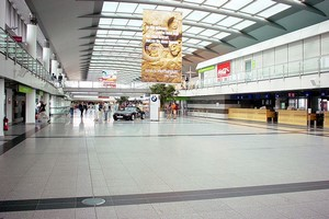 Autovuokraamo Dortmund Lentokenttä