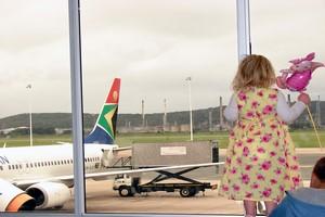 Autovuokraamo Durban Lentokenttä