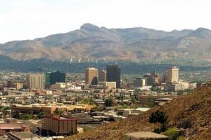 Autovuokraamo El Paso