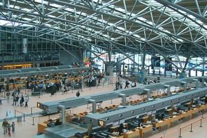 Autovuokraamo Hampuri Lentokenttä