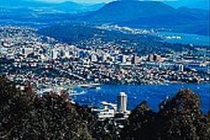 Autovuokraamo Hobart