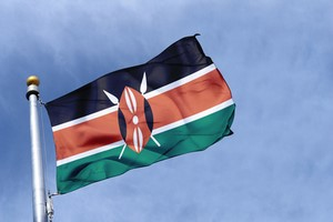 Autovuokraamo Kenia
