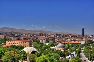 Autovuokraamo Konya