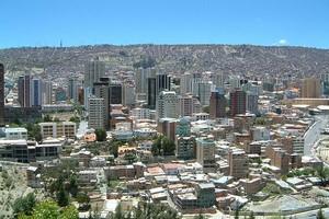 Autovuokraamo La Paz