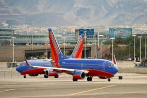 Autovuokraamo Las Vegas Lentokenttä