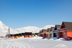 Autovuokraamo Longyearbyen
