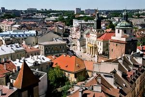Autovuokraamo Lublin