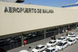 Autovuokraamo Malaga Lentokenttä