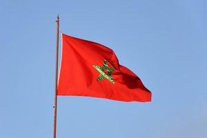 Autovuokraamo Marokko