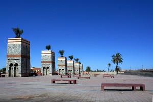Autovuokraamo Marrakech