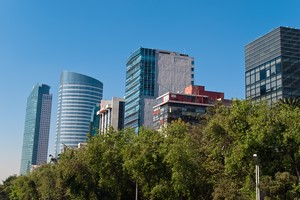 Autovuokraamo Meksiko City