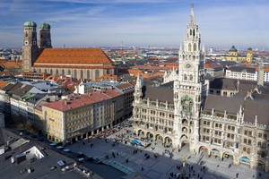 Autovuokraamo München