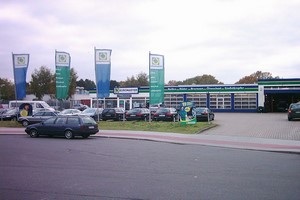 Autovuokraamo Norderstedt
