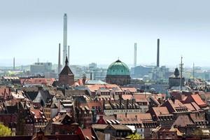 Autovuokraamo Nürnberg