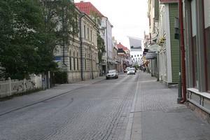 Autovuokraamo Østersund
