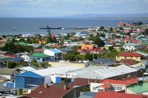 Autovuokraamo Punta Arenas