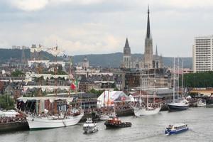 Autovuokraamo Rouen