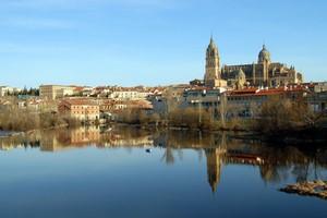 Autovuokraamo Salamanca