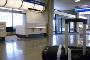 Autovuokraamo Salt Lake City Lentokenttä