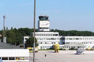 Salzburg Lentokenttä