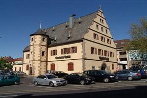 Autovuokraamo Schweinfurt