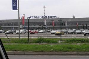 Autovuokraamo Sibiu Lentokenttä