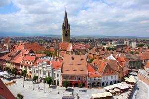 Autovuokraamo Sibiu