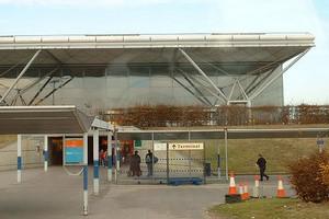 Autovuokraamo Lontoo Stansted Lentokenttä
