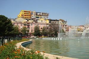 Autovuokraamo Tirana