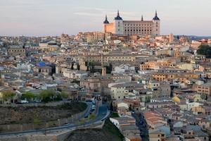 Autovuokraamo Toledo
