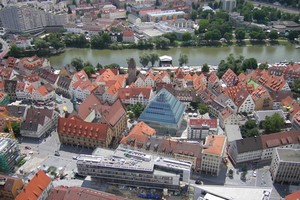 Autovuokraamo Ulm