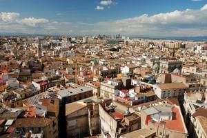 Autovuokraamo Valencia