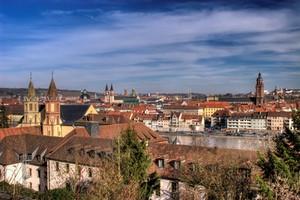 Autovuokraamo Würzburg